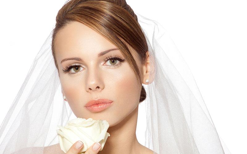 Bruidsmake-up voor een perfecte trouwdag