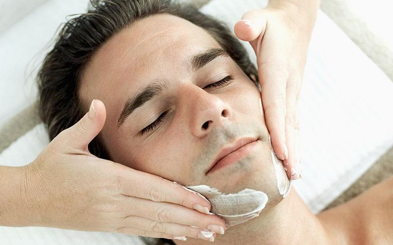 Facial gezichtsbehandeling