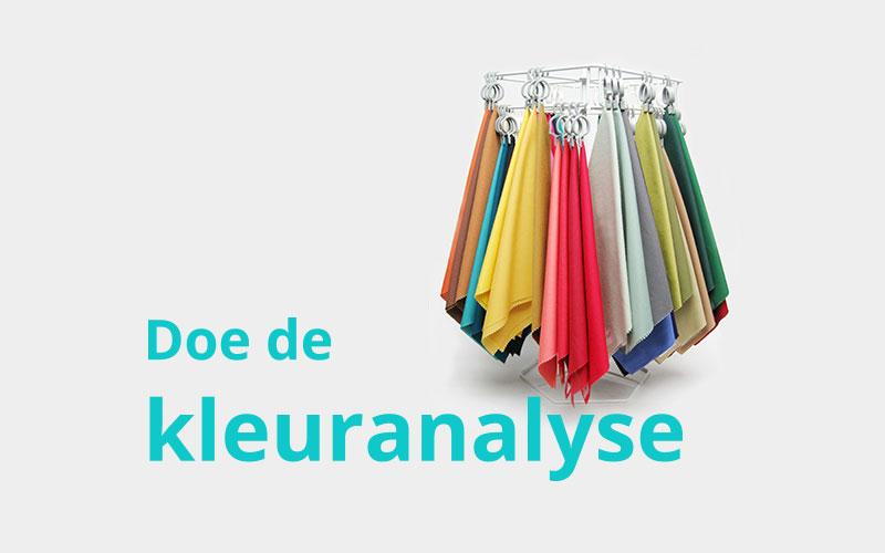 Workshop kleuranalyse in Nijmegen