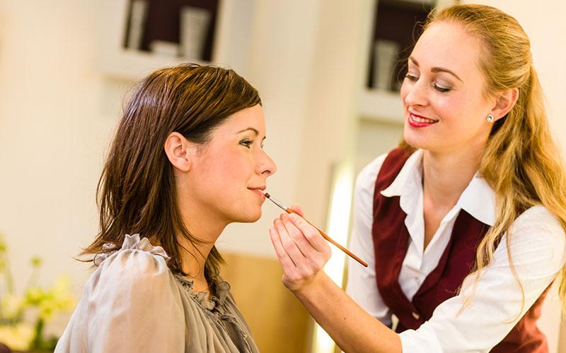 Make-up training privé
