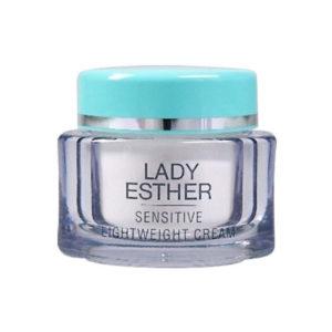 Sensitive lightweight cream - Lady Esther
