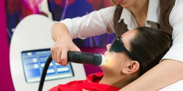 Skin rejuvenation Ellipse