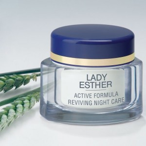 Lady Esther Active Formula Reviving night cream