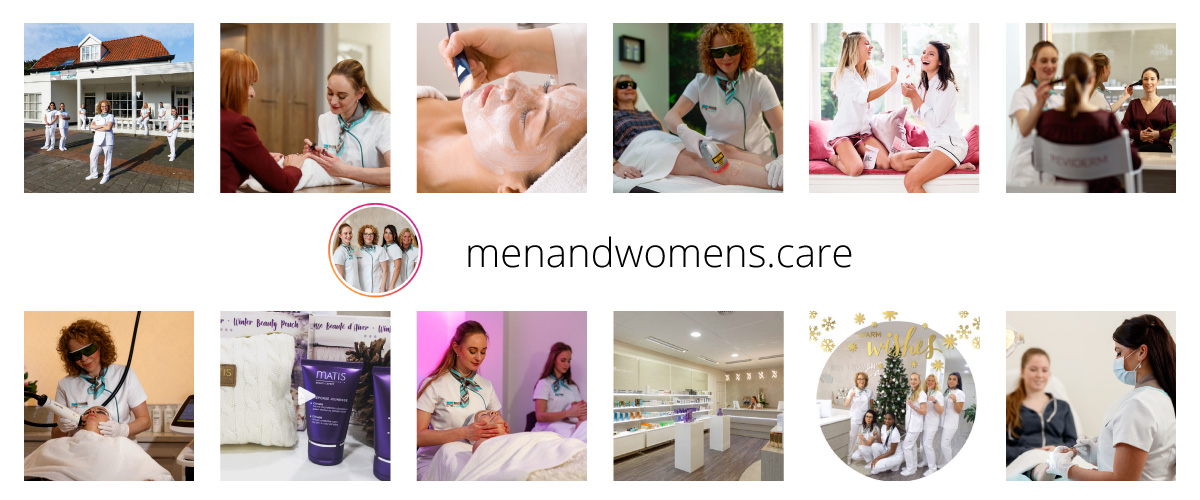 Volg jij Men & Women's Care al op Instagram?