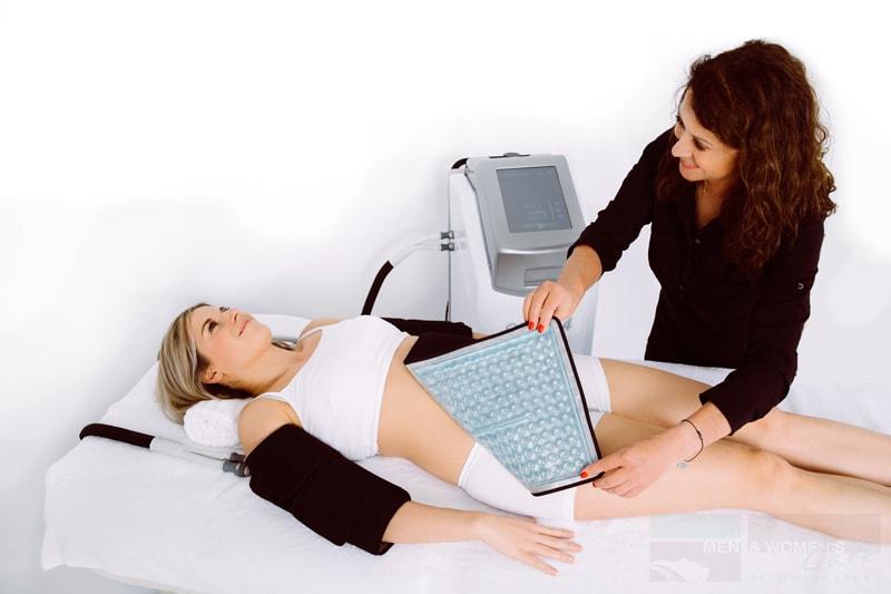 Cryo Behandeling buik bij Men & Women's Care in Nijmegen