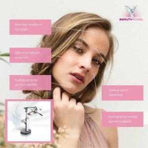 Beauty angel bij Men & Womens Care uitleg